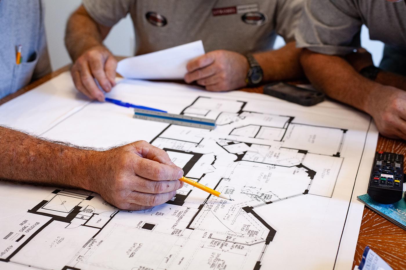 The Strobel Design Build Team