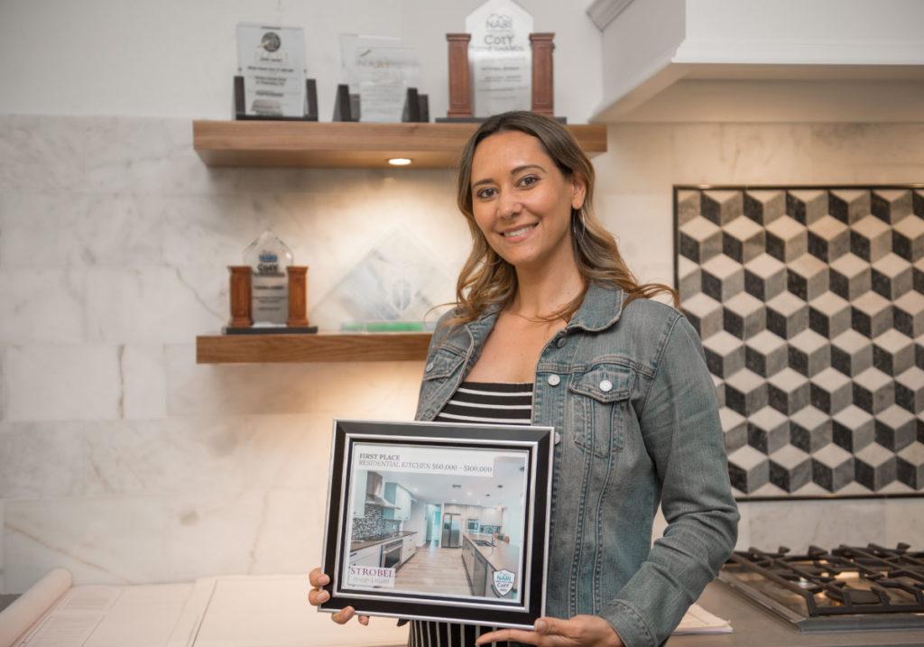 NARI first place award kitchen remodel